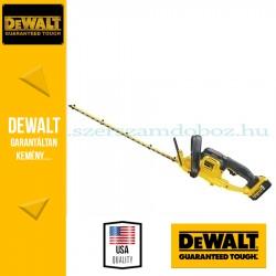 DeWalt DCM563P1-QW Sövényvágó