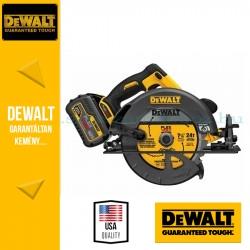 DeWalt DCS576T2-QW XR FLEXVOLT Akkus körfűrész