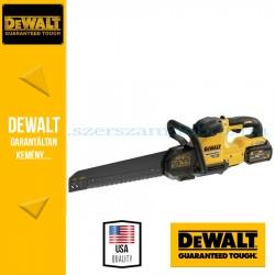 DeWalt DCS396T2-QW XR FLEXVOLT Akkus ALLIGATOR fűrész