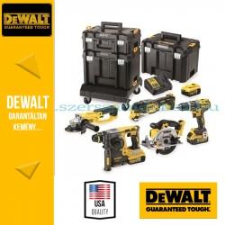 DeWalt DCK654P3T-QW 6 részes akkus gépcsomag