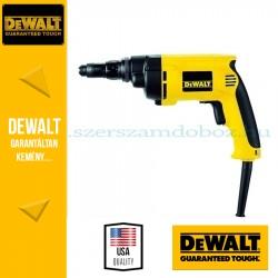DeWalt DW268K-QS Nyomatékszabályzós csavarbehajtó
