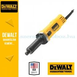 DeWalt DWE4884-QS 6mm-es egyenescsiszoló