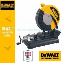 DeWalt DW872-QS 355mm-es fűrésztárcsás gyorsdaraboló