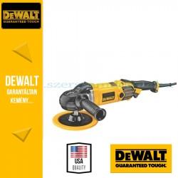 DeWalt DWP849X-QS Fordulatszám szabályozós polírozó