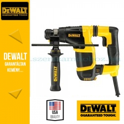 DeWalt D25052KT-QS SDS-Plus fúró-vésőkalapács