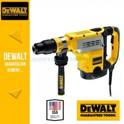 DeWalt D25723K-QS SDS-Max fúró-vésőkalapács