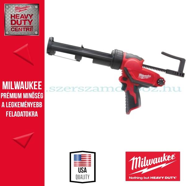 Milwaukee M12 PCG/310C-0 Akkus Kartuskinyomó