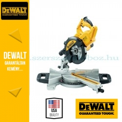 DeWalt DWS774-QS Kompakt gérvágófűrész
