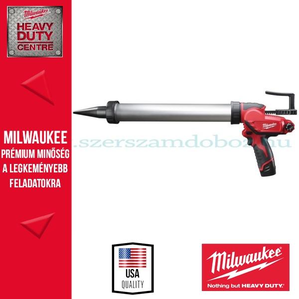 Milwaukee M12 PCG/600A-0 Akkus Kartuskinyomó