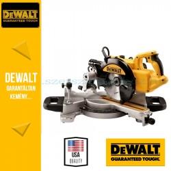 DeWalt DWS773-QS Kompakt gérvágófűrész