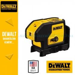 DeWalt DW083K-XJ 3 pontos önbeálló lézer