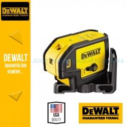 DeWalt DW085K-XJ 5 pontos önbeálló lézer