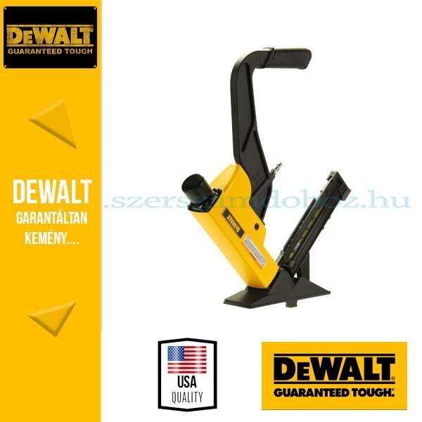 DeWalt DPF1550-XJ Padlószögező