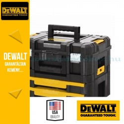DeWalt DWST1-70702 TSTAK COMBO kéziszerszám tároló