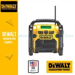 DeWalt DCR020-QW DAB+/FM Digitális rádió Alapgép