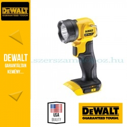 DeWalt DCL040-XJ Forgófejes LED lámpa Alapgép