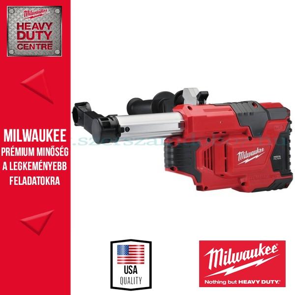 Milwaukee M12 DE-0C Akkus Porelszívó fúrókalapácshoz