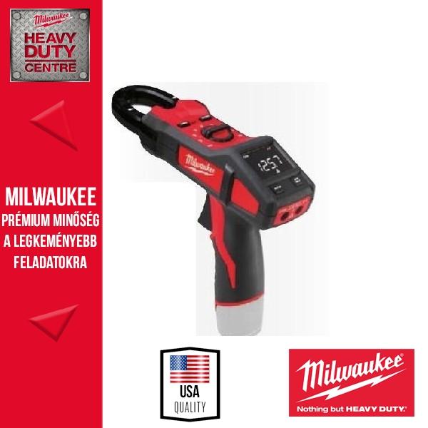 Milwaukee C12 CME-0 Lakatfogó-multiműszer