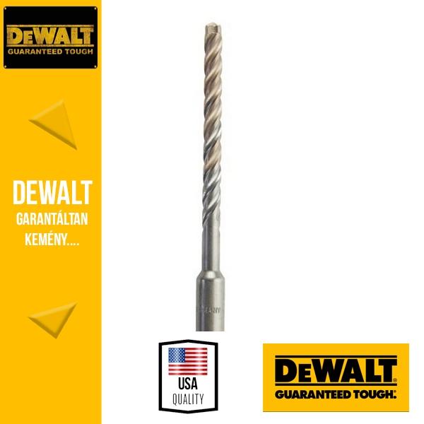 Dewalt SDS-Plus fúrószár EXTREME4 - 4élű - 30,0 x 450mm