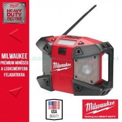 Milwaukee C12 JSR-0 Rádió