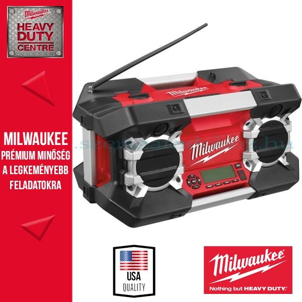Milwaukee C12-28 DCR-0 Rádió