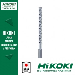 Hitachi (HiKOKI) SDS-Plus fúrószár PROLINE - 4élű - 6 x 110mm