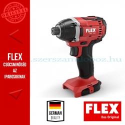 """FLEX ID  ¼"""" 18.0 Akkus ütve-csavarbehajtó alapgép"""