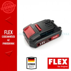 FLEX X-PCM 18.0 Li-Ion Akkumulátor 2,5 Ah