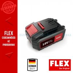 FLEX AP 18.0 Li-Ion Akkumulátor 5,0 Ah