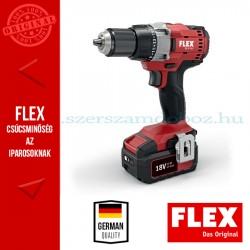 FLEX DD 2G 18.0 Akkus fúró-csavarbehajtó