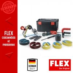 FLEX BSE 14-3 100 INOX Set Palástcsiszoló