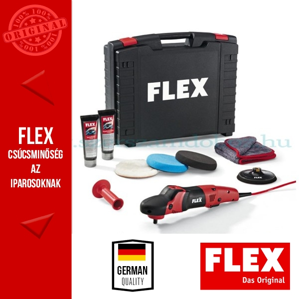 FLEX Polírozó-csiszolók