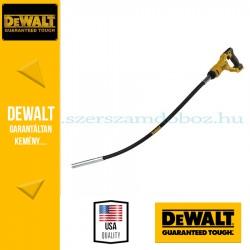 DeWalt DCE531N-XJ Akkumulátoros beton vibrátor alapgép