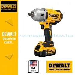 DeWalt DCF899HP2-QW Akkumulátoros 3 sebességes ütvecsavarozó