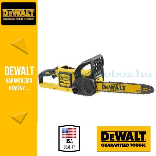 DeWalt DCM575N-XJ XR FLEXVOLT Láncfűrész alapgép