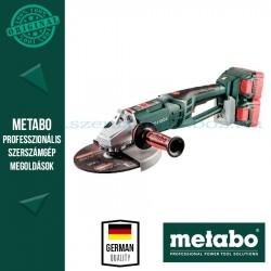 Metabo WPB 36-18 LTX BL 230 Akkus sarokcsiszoló