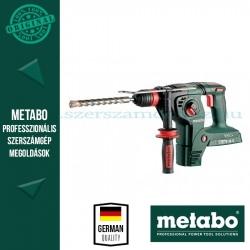 Metabo KHA 36-18 LTX 32 Akkus fúró-vésőkalapács alapgép