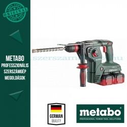 Metabo KHA 36-18 LTX 32 Akkus fúró-vésőkalapács