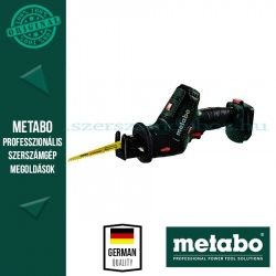 Metabo SSE 18 LTX Compact Akkus kardfűrész