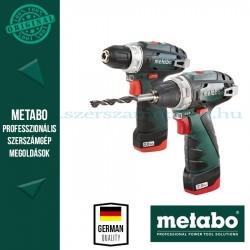 Metabo Combo set (fúrócsavarozó + ütvecsavarozó)