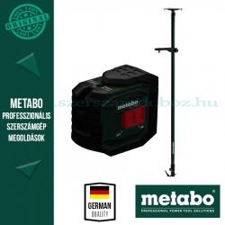 Metabo KLL 2-20 Szintezőlézer támasztóval