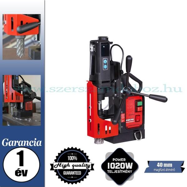 Promotech PRO 40 Mágnestalpas fúrógép