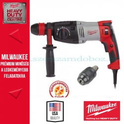 Milwaukee PH 28 X Fúró-vésőkalapács
