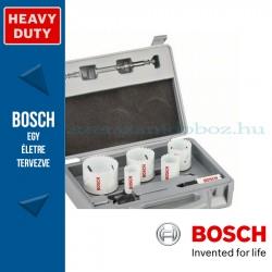 Bosch 9 részes villanyszerelő körkivágó készlet