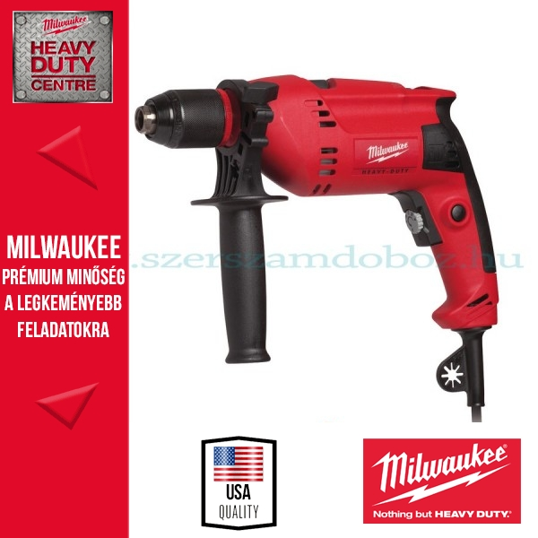 Milwaukee PDE 13 RX Ütvefúró