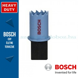 Bosch Sheet Metal körkivágó 21 mm