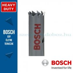 Bosch HSS-bimetál körkivágó 17 mm