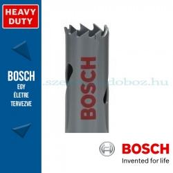 Bosch HSS-bimetál körkivágó 20 mm