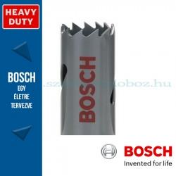 Bosch HSS-bimetál körkivágó 24 mm