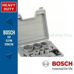 Bosch 9 részes körkivágó készlet